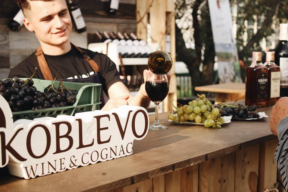 KOBLEVO признано лучшим украинским вином