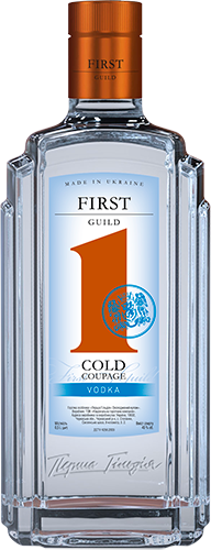 First Guild Cold Coupage    Объем 0,5; 0,7 л; Крепость 40 %