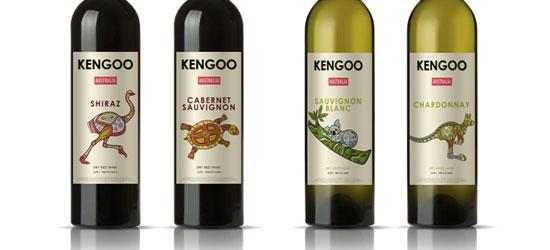 KENGOO – новое вино родом из Австралии