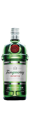 Tanqueray London Dry Gin Объем 0,7 л.