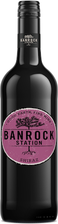 Banrock Station Shiraz Объем 0,75 л.